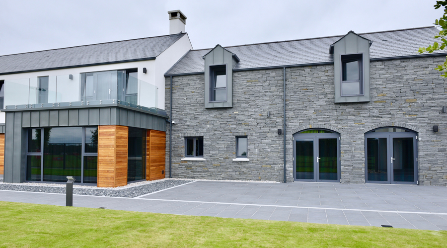 Omagh dwelling house front 2