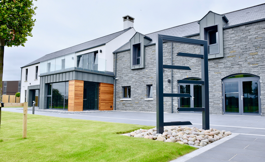 Omagh dwelling house front 3