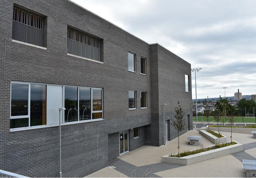 colaiste-feirste-building