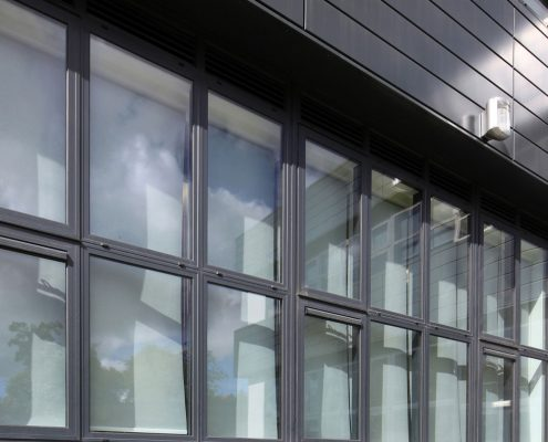 image of an Aluminium Glazing window
